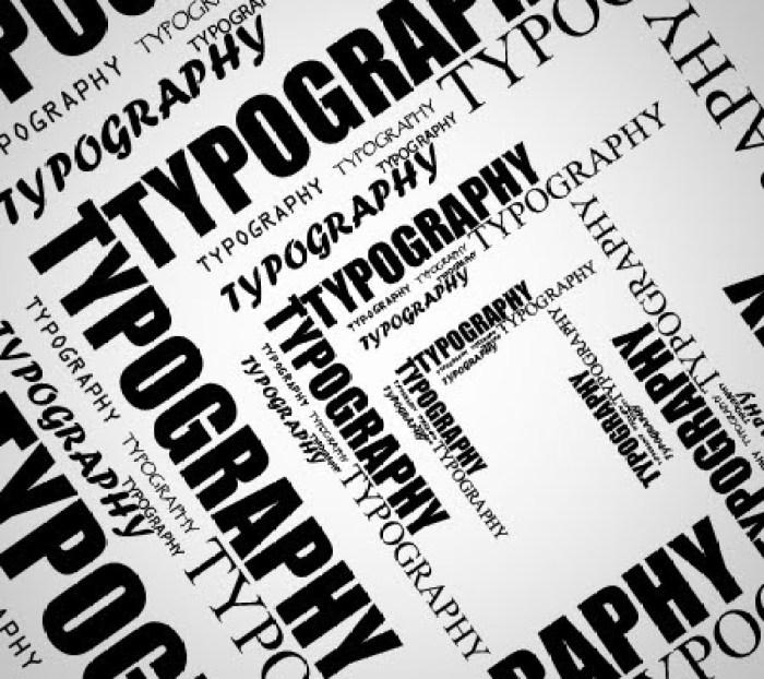 Mempelajari tipografi
