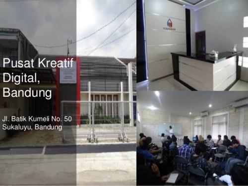 Pusat Kreatif Bandung, Bandung