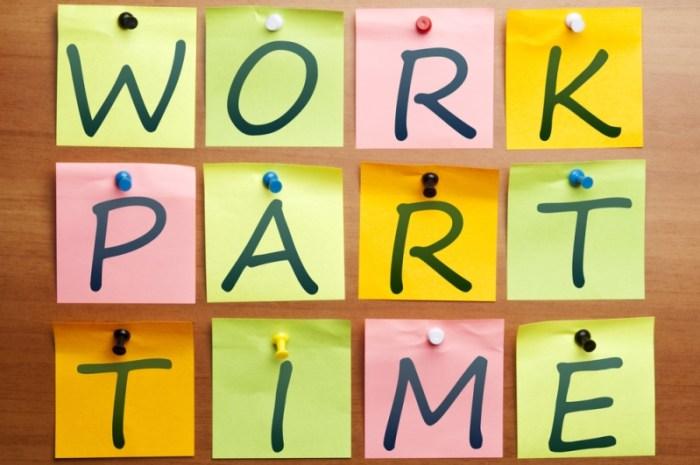 Apa itu Kerja Part Time?