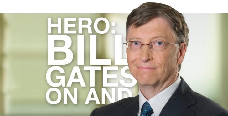Bill Gates bersahabat baik dengan Steve Jobs