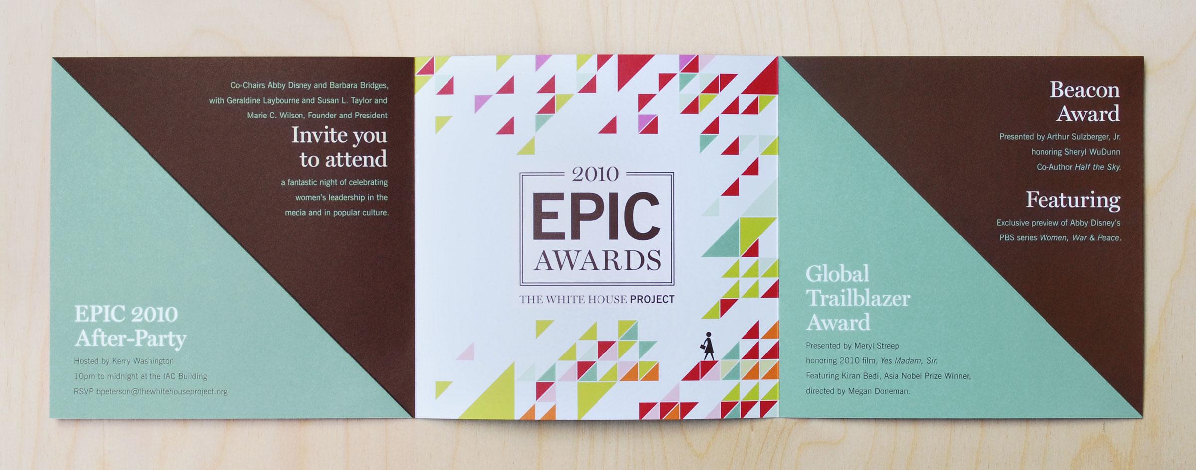 Brosur TWHP 2010 EPIC Awards