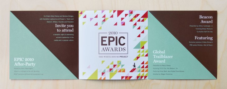 Brosur TWHP 2010 EPIC Awards