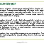 Feature Biografi