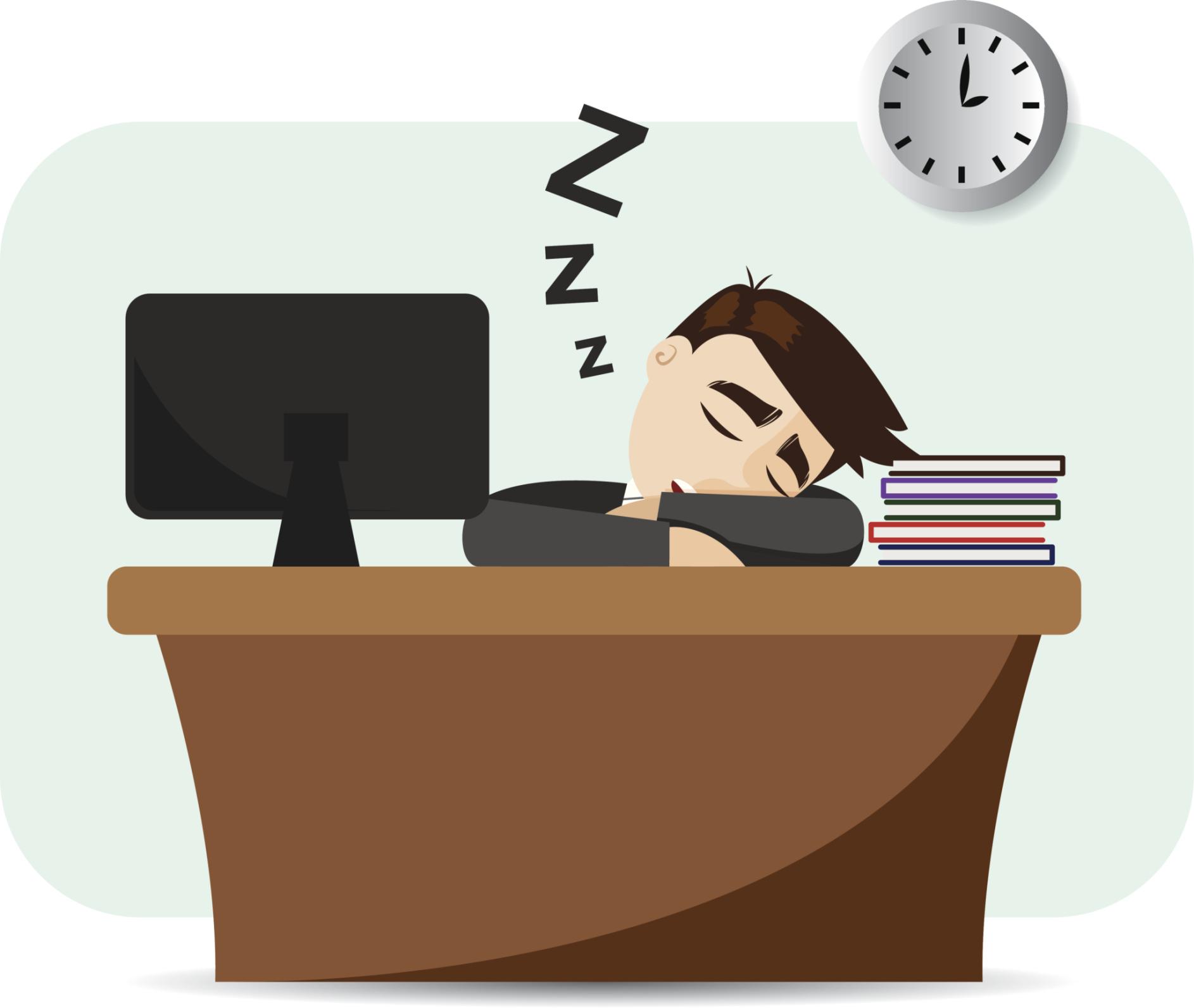 Gunakan waktu istirahat siang dengan optimal