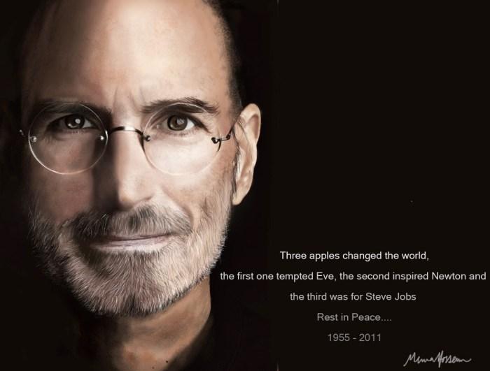 Jatuh Bangun Karier Steve Jobs