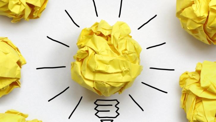 Ide-Ide Baru yang Datang Terus-Menerus