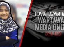Wartawan Media Online - Raisa Adila