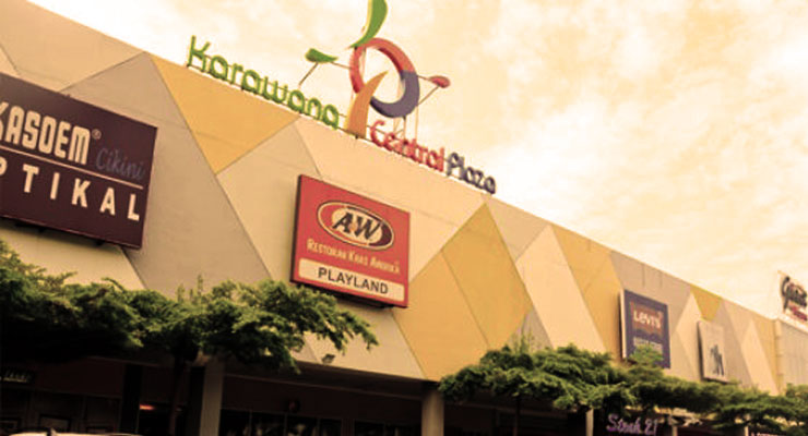 Mall Karawang Central Plaza