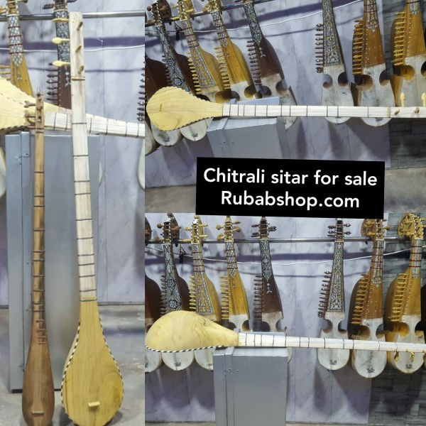 Traditional Chitrali Sitar Music from Northern Pakistan