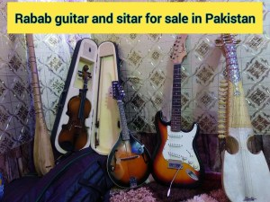 electric guitar price in pakistan
