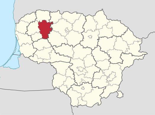 Тельшяйский район / Источник: wikimedia.org