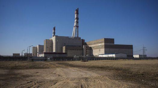 Игналинская атомная станция / Фото: livejournal.com (maxim_nm)