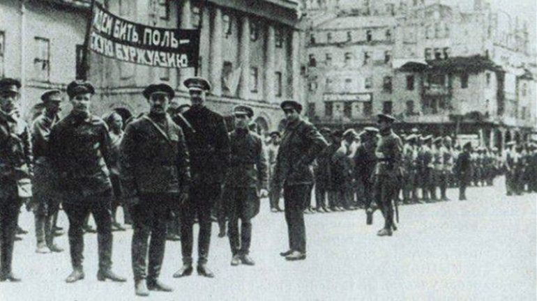 Советско-польская война 1920 года / Фото: Военное обозрение