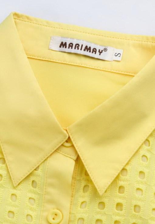 Блузка женская 13261 ментоловый цвет