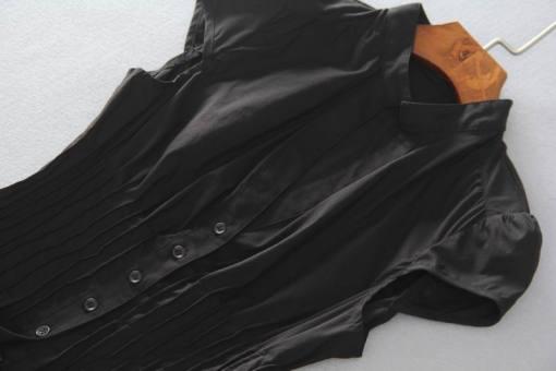 Блузка женская 171750 черный цвет
