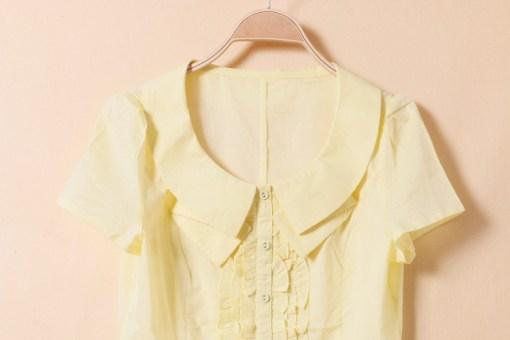 Блузка женская 171783 желтый цвет