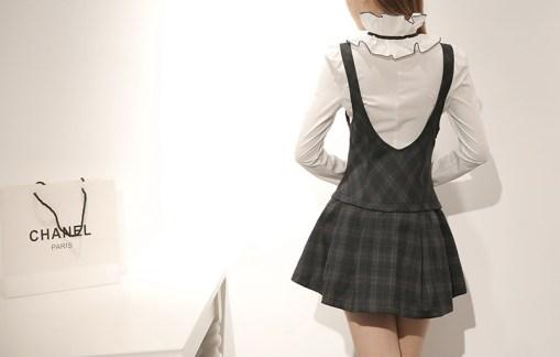 Блузка женская 171785 молочный цвет
