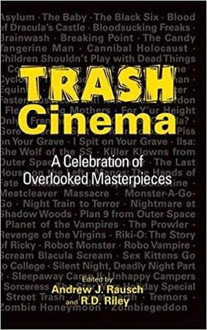 Trash Cinema book cover