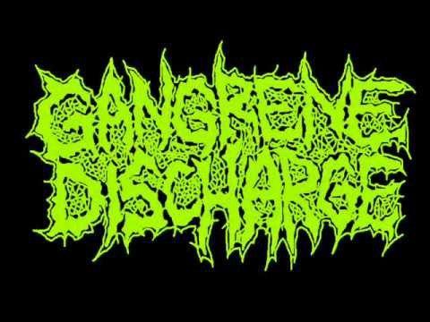 Gangrene Discharge logo