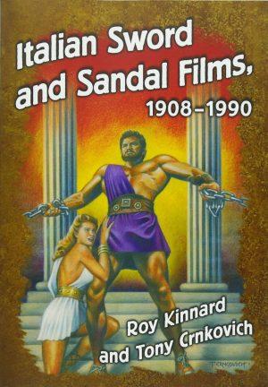 peplum movies book cover