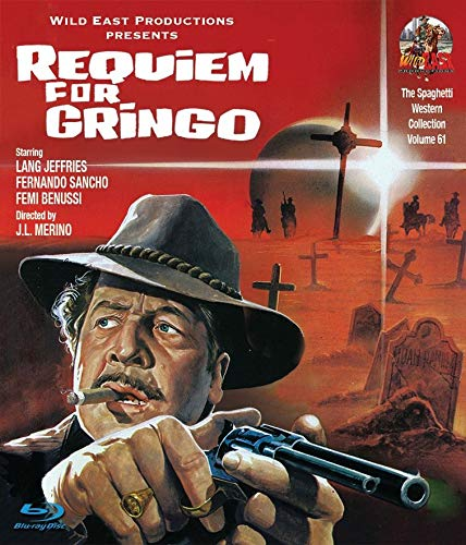 Wild East release of Requiem for Gringo