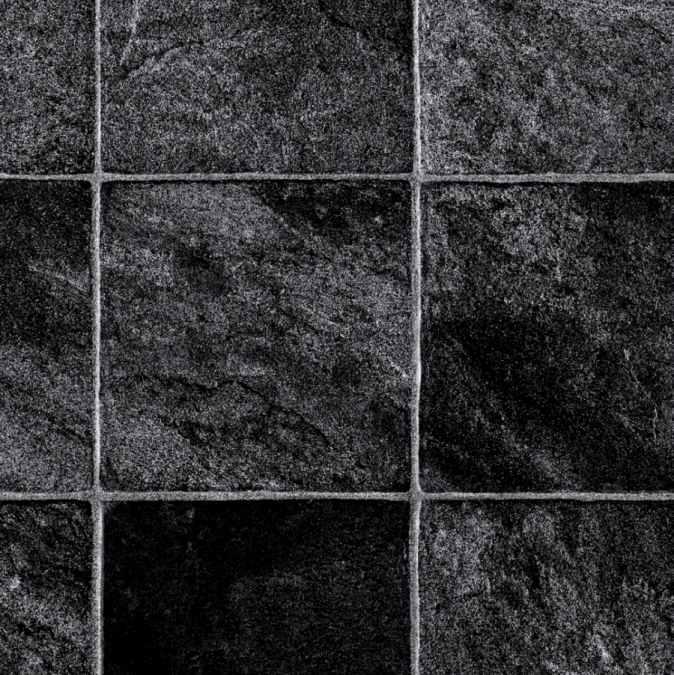 granite alu black vinyl cushion flooring 3m wide home essentials lino