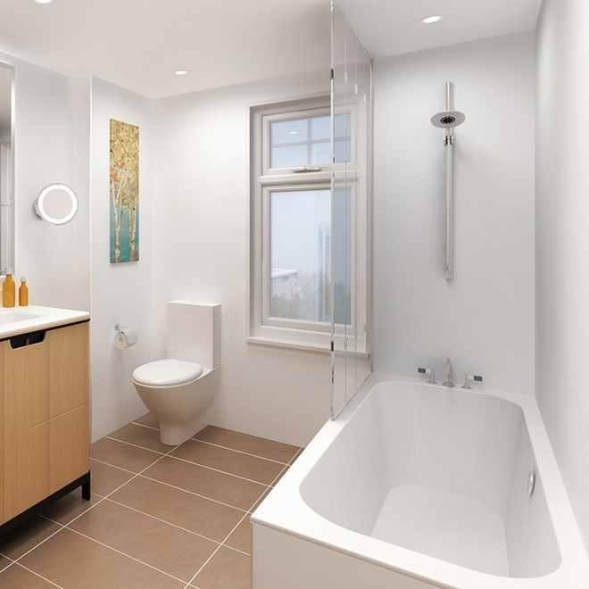 alpino white matt 2400 x 1200mm perform panel shower wall cladding