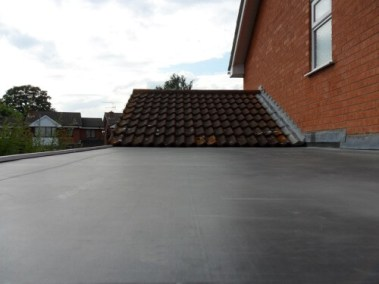 large flat roof Gateshead (1)