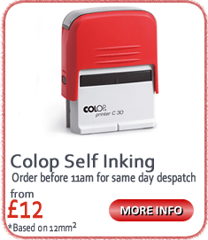 Speedy Rubber Stamps Birmingham supply VAT Free custom made rubber stamps in two hours, 7 days a week. We're the #1 Rubber Stamps supplier in Birmingham.