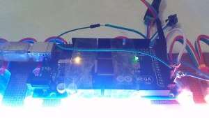 Arduino full conected