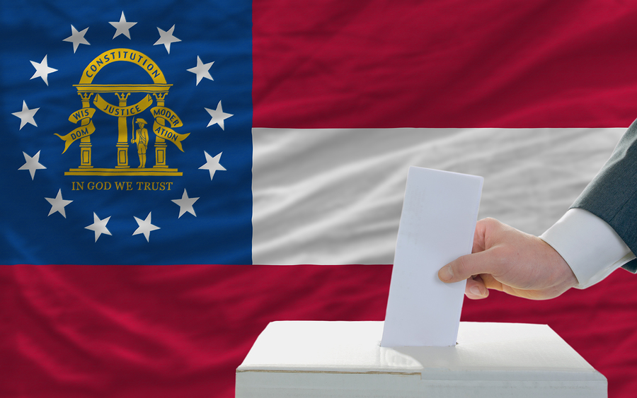 "Georgia's election systems indicate ""Vote Hacking"" potential & need additional security"