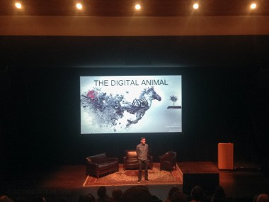 The Digital Animal, I love polarity. Ryan Smith spoke about AI and his startup Ftsy.