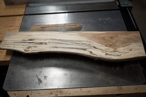 Spalted Birch, What an amazing specimen.