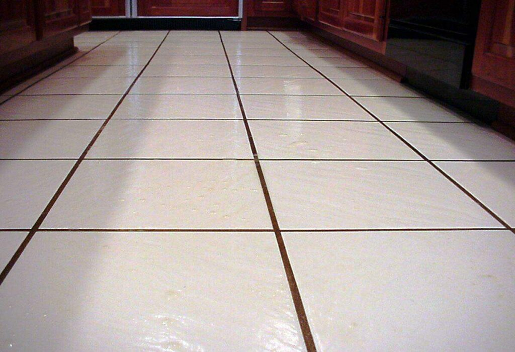 how does epoxy tile grout differ from