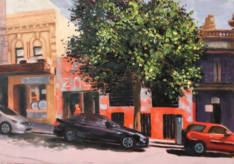 Rubi's Road Exhibition, Art2Muse Gallery Sydney, Opening July 7, 6-8pm