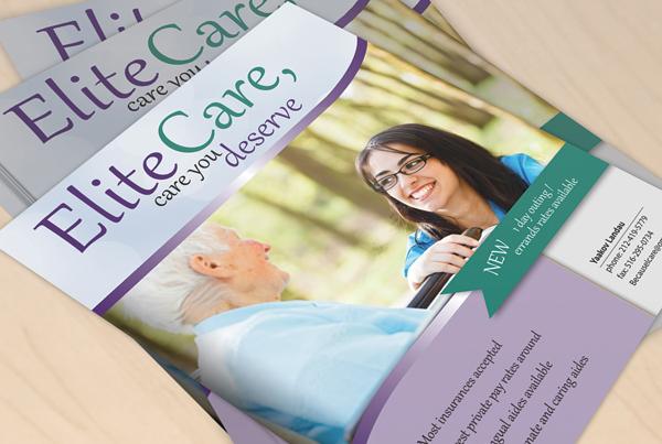 Elite Care Flyer