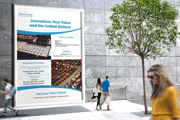 Model UN Poster