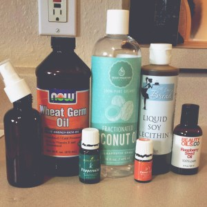 Natural Essential Oil Sunscreen Ingredients - Get the oils here, theoilery/net.vanessa-fletcher