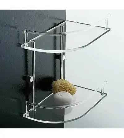 etagere porte savon pour douche avec garde corps tl bath gardenia 2583
