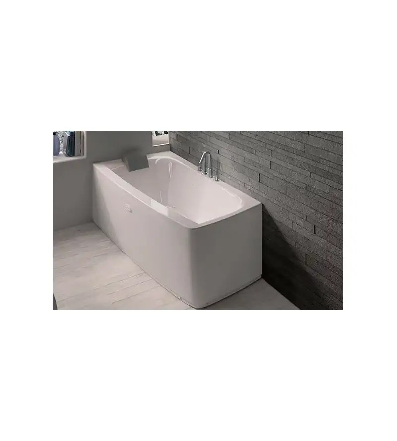 https www rubinetteriashop com fr baignoire sans hydromassage 6563 baignoire 150 x 90 cm sans bain a remous jacuzzi folia html