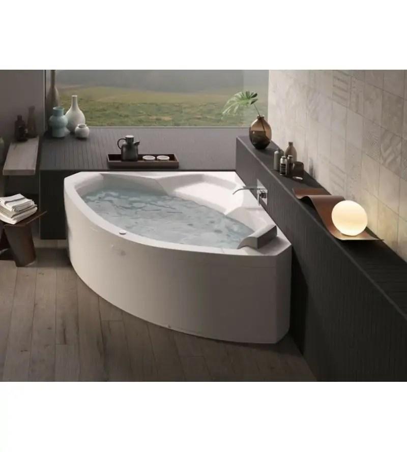 baignoire d angle avec hydromassage jacuzzi uma
