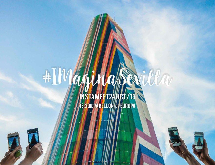 #IMaginaSevilla, próximo InstaMeet
