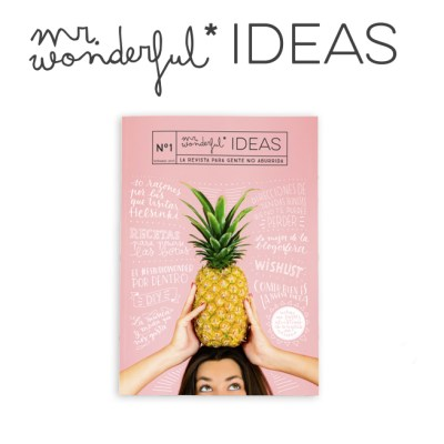 Mr.Wonderful ideas