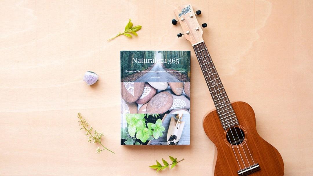 Naturaleza 365: proyectos DIY para conectar con la naturaleza todo el año