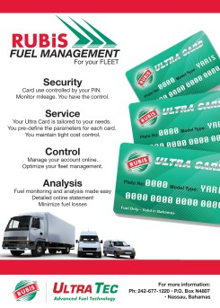 Rubis Fuel Management Ad
