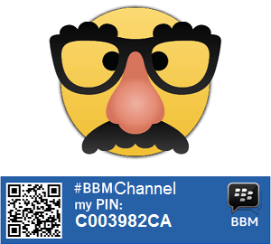 Join BBM Channel for quicker response
