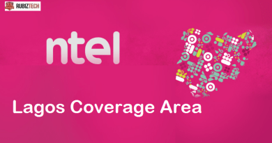 ntel Nigeria Coverage Areas