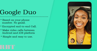 Google Duo video calling App for Android and iOS
