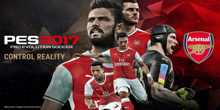 Pes 2017 ( Pes 17 ) apk + data for android