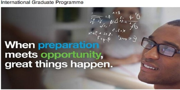 Standard Chartered Bank International Graduate Programme 2017 for Young Africans.